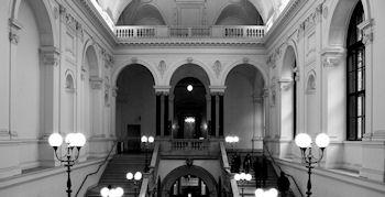 Philosophenstiege - Uni Wien