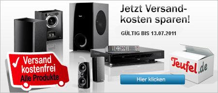 Lautsprecher Teufel – Alle Produkte versandkostenfrei