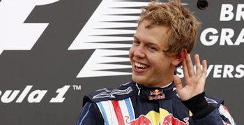 Red Bull-Doppelsieg in Silverstone