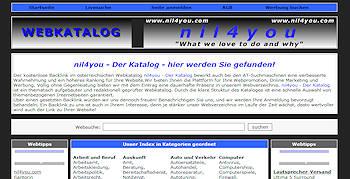 Webkatalog-nil4you