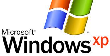 Windows XP - Es wird dunkel