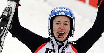 Kathrin Zettel - Weltmeisterin